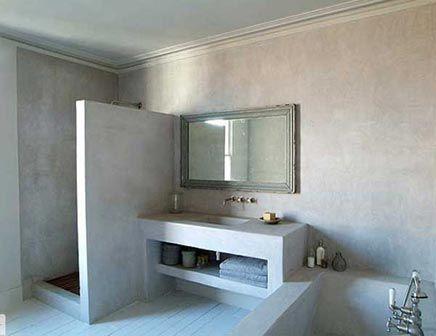 Tadelakt In Badkamer : Tadelakt for new bathroom bagno stanza da bagno