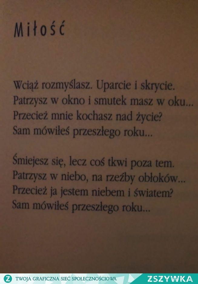 Zobacz Zdjęcie Maria Pawlikowska Jasnorzewska Miłość W