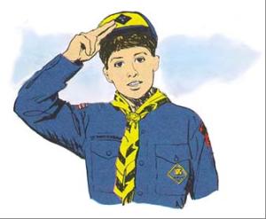 Lad scouts