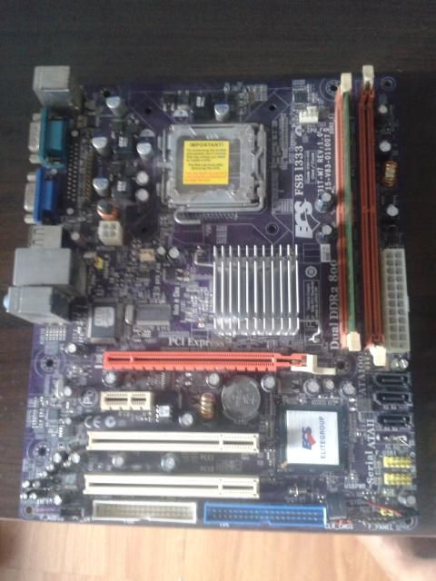 dae5b92a19 Buy And Sell · Cagayan De Oro ·  For Sale   Socket 775 Motherboard and  Kingston 1gb DDR2 Ram. Details here