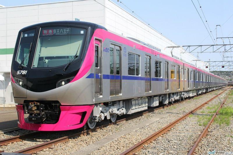 京王電鉄の新型車両5000系 9月29日から通常列車で運行開始予定 私鉄 鉄道車両 車両