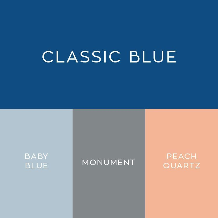 PANTONE Color of the Year 2020: Classic Blue - Willowdale Estate