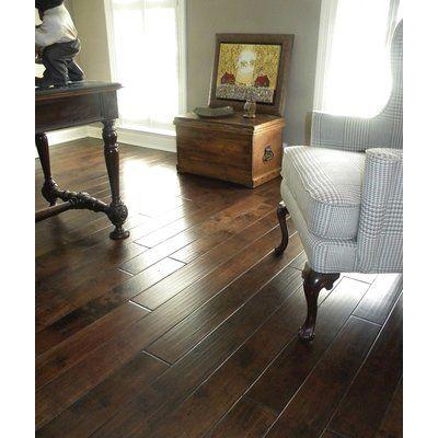 Albero Valley Tap Room 5 Engineered Maple Hardwood Flooring In Porter Walnut Hardwood Flooring Hardwood Floors Flooring