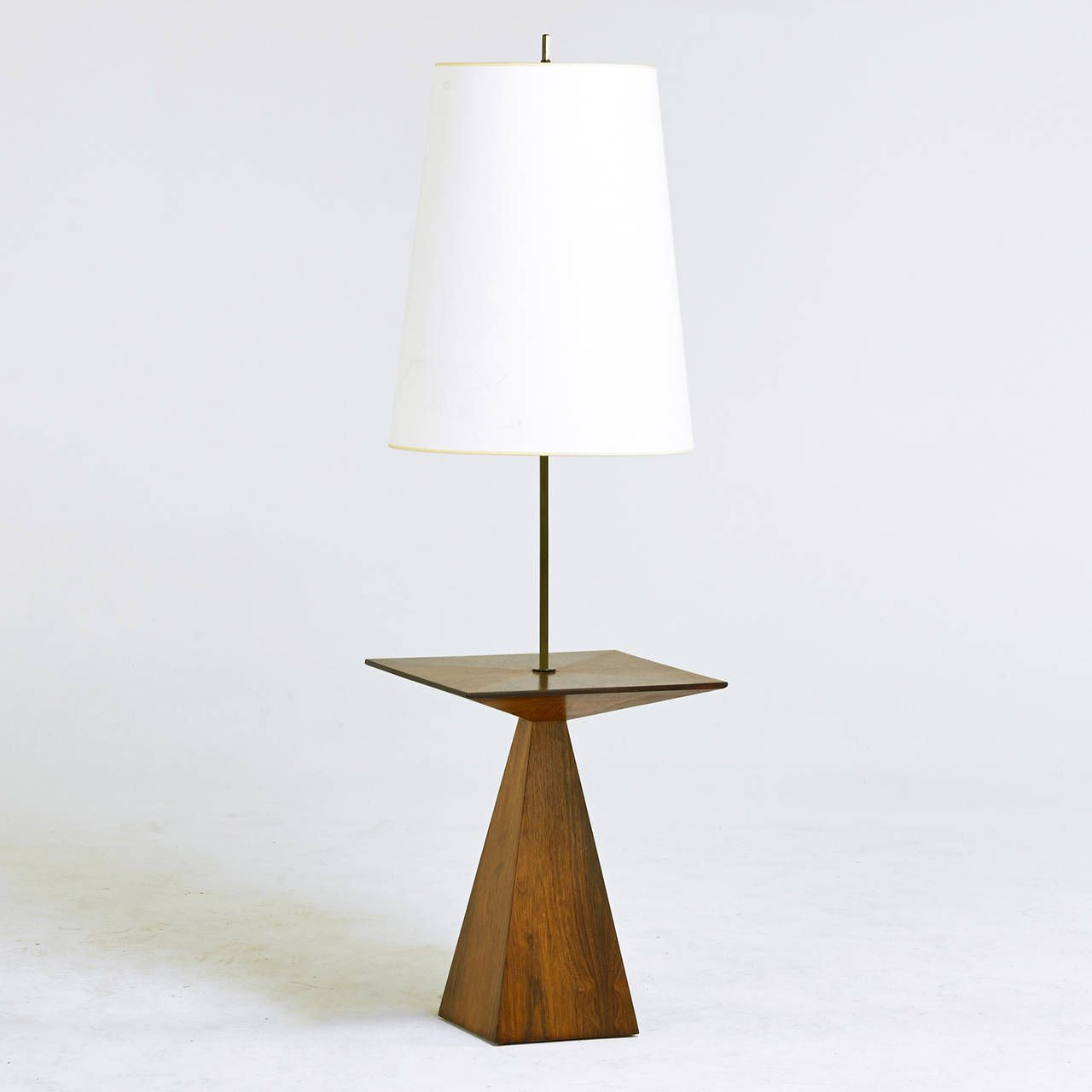 Harvey Probber Lamp Table