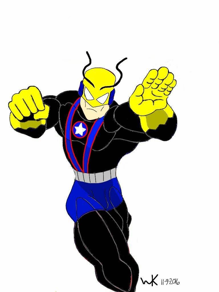 giant man/agent liberty