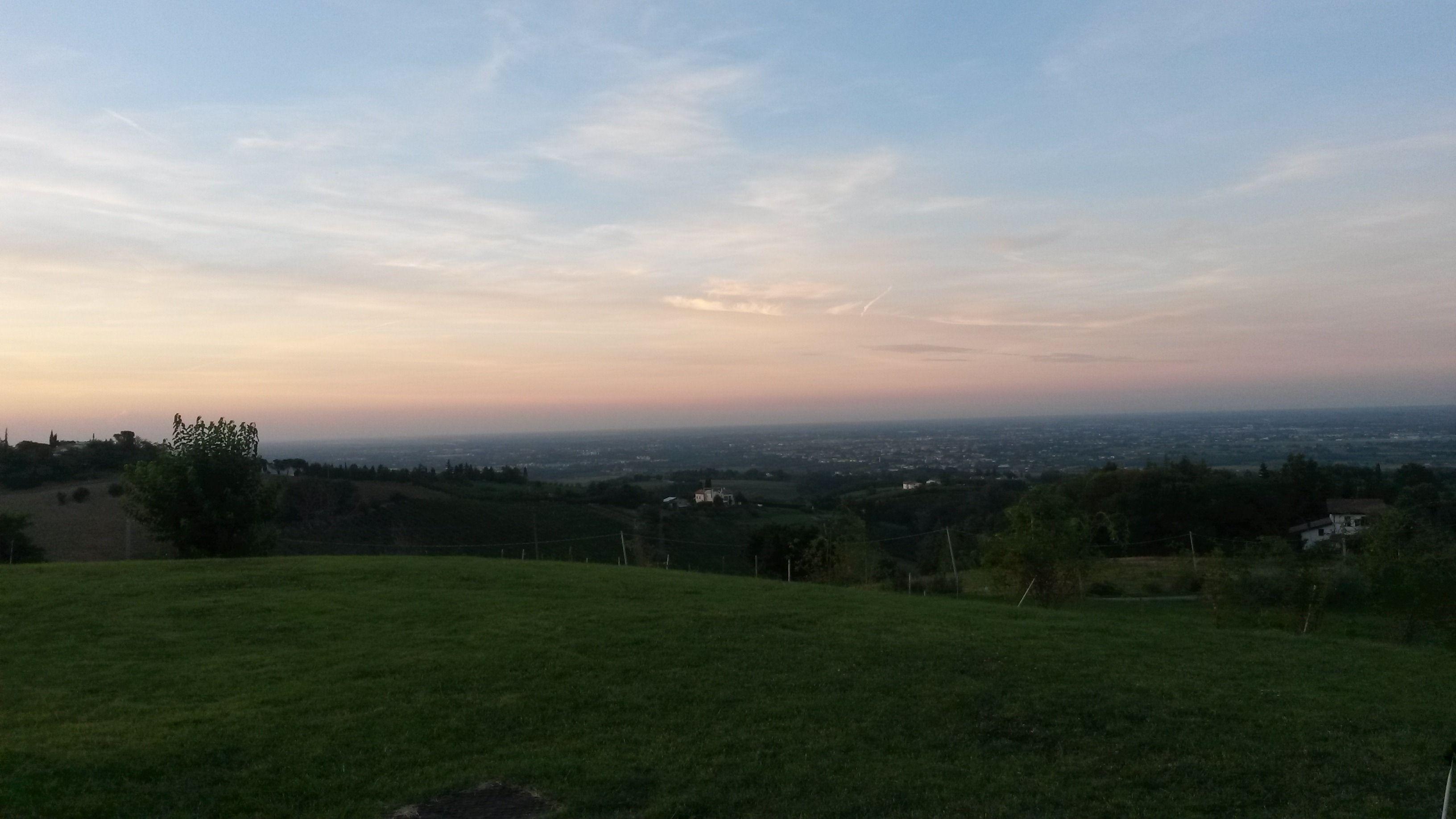 Colli sopra Forlì