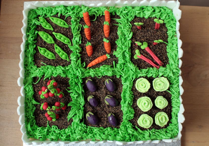 Cake images with a garden garden cake top 10 father s day cakes ideas and inspirations cakes - Geburtstagsideen zum 90 ...