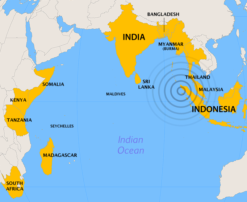 2004 Indian Ocean earthquake The 2004 Indian Ocean earthquake