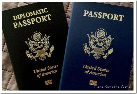 There Were A Lot Of Perks We Had Diplomatic Passports Passport Citizenship Birth Certificate