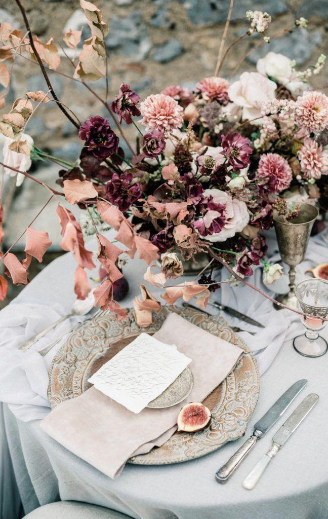 wedding tablescape #bohemeworkshops #christopheserranoweddings #weddingflorals #tabledecor #fineartwedding