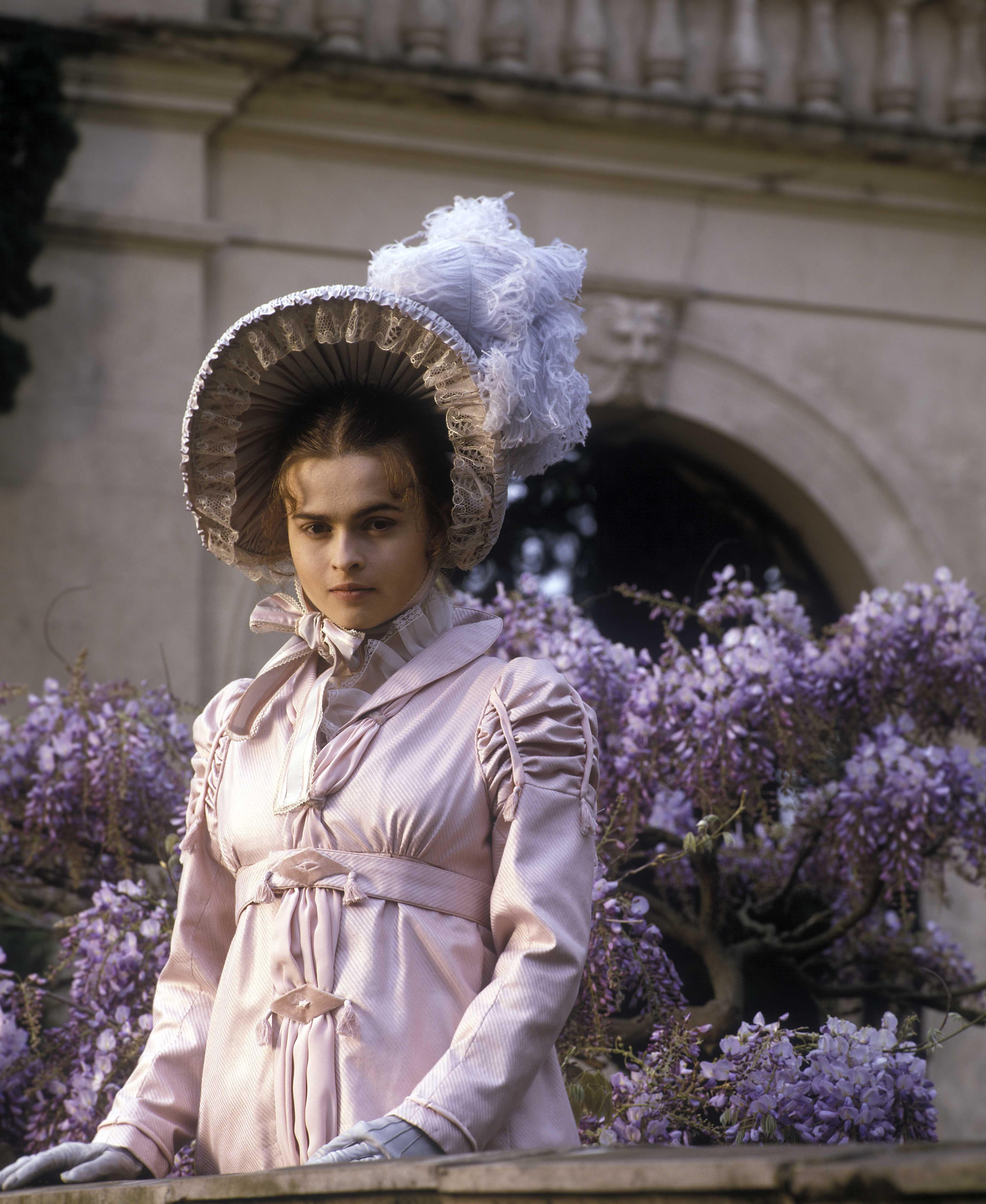regency fashion in movie costume