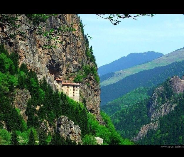 Sümela Manastiri MACKA