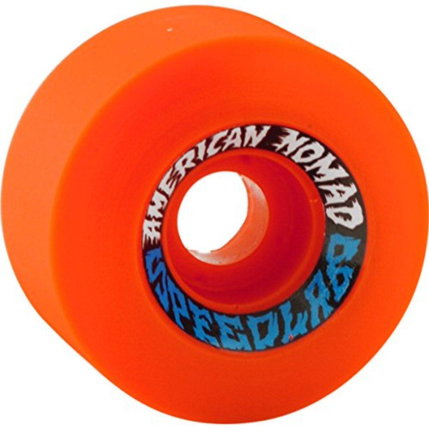 Speedlab Wheels Nomad Minis Red Skateboard Wheels - 55mm 99a (Set of 4) -- Awesome products selected by Anna Churchill