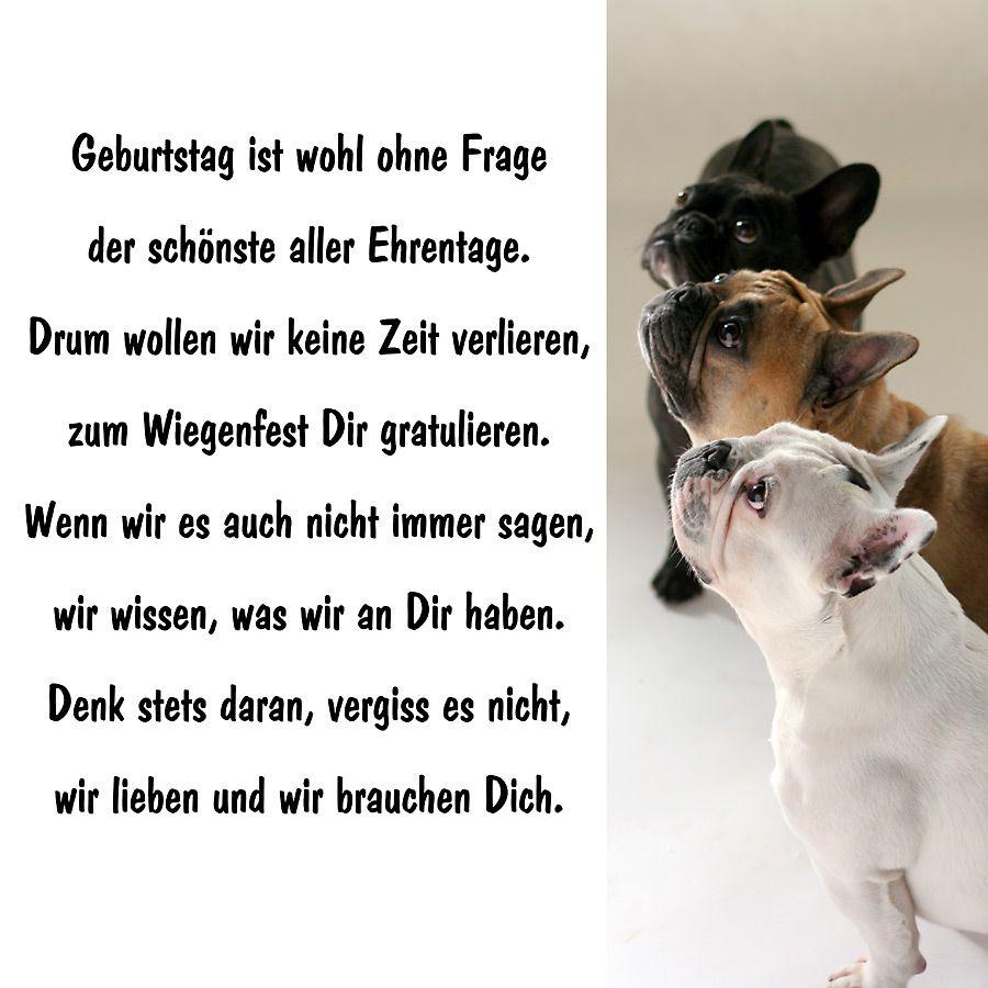 Pin Von Silvia Lehmann Auf Birthday Greetings Spruche Zum