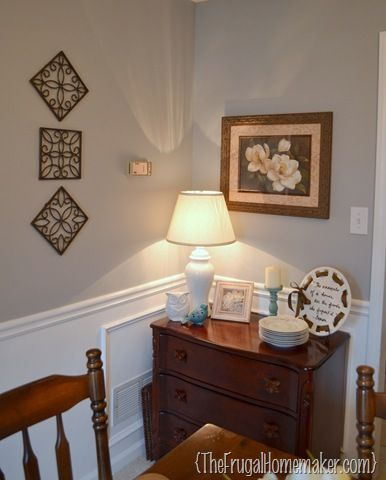 Before After Dining Room Reveal Rooms Reveal Paint Colors For Home Room