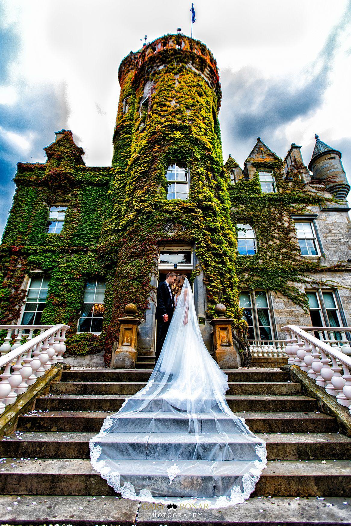 Garybonarphotography Castle Wedding Venue Edinburgh Wedding Venues Scotland Castle Wedding