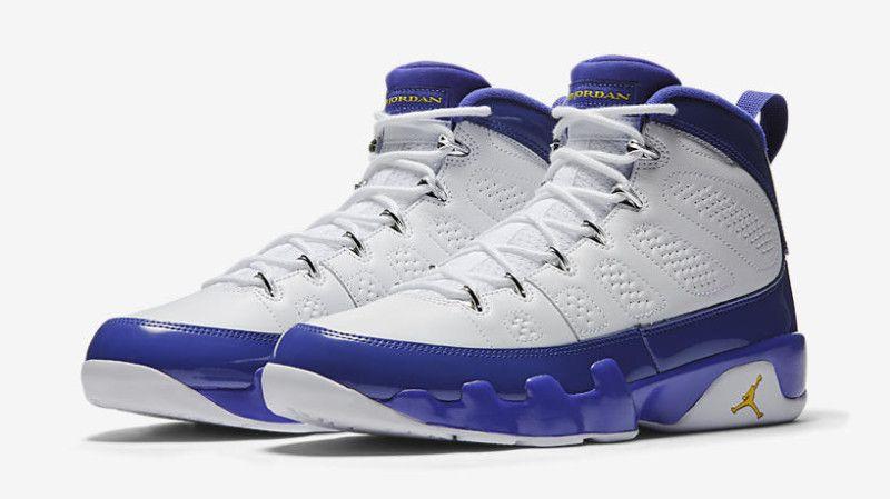 best sneakers f8172 f8ce5 Air Jordan 9 Kobe PE Comparison | Sole Collector | Jordan ...