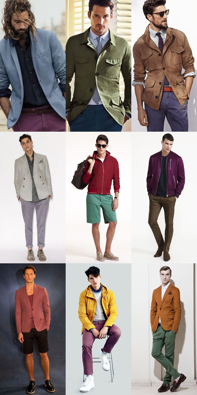 photo Men's SS14 Colour Trend: Nude Tones