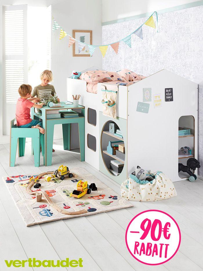 Vertbaudet Bis zu 90€ Rabatt auf Kinderzimmer › Sparbaby