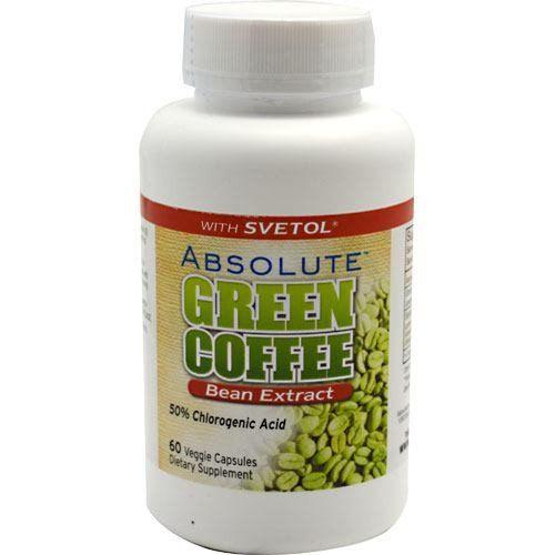Absolute Nutrition Absolute Green Coffee Bean Extract Green Coffee Bean Extract Green Coffee Bean Green Coffee Extract