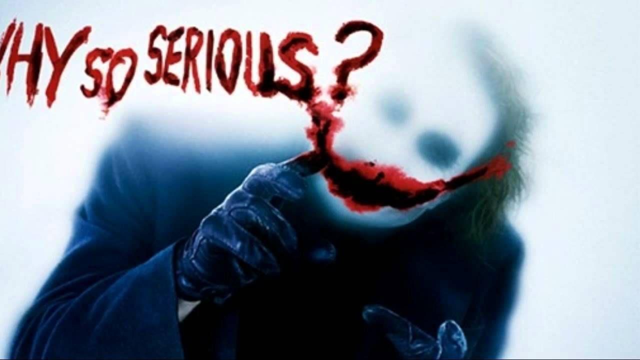 Google themes joker - Dark Knight The Joker Theme