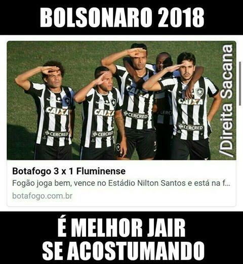 Viralize Meme é Melhor At Jairbolsonaro Se Acostumando Bolsonaro2018
