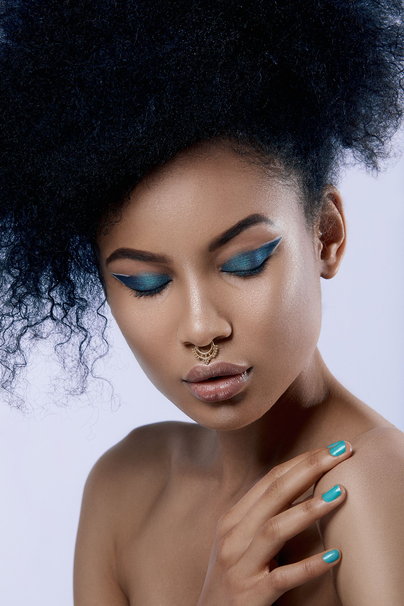 Pin by Nikki's Beautique on Editorial makeup by Nikki's