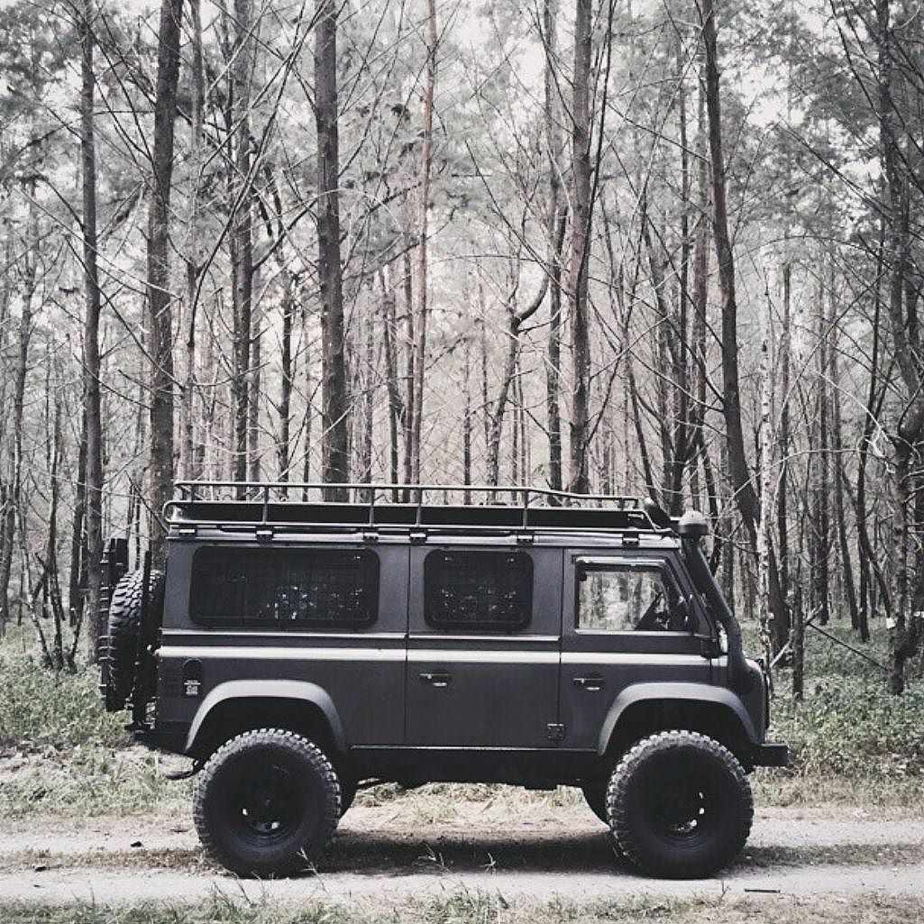 The New 2018 Defender (Camper Edition) via ...