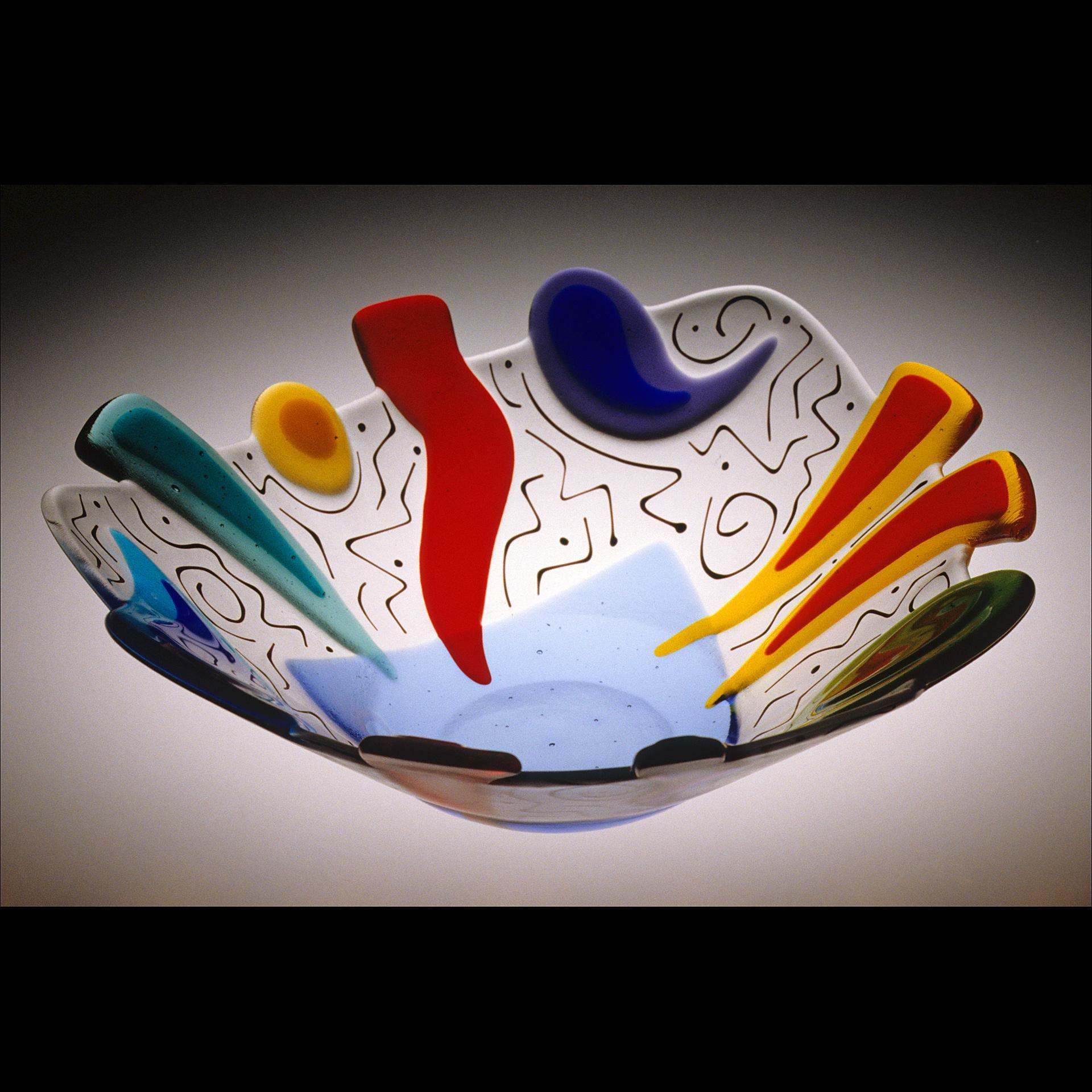 Xochitl Ross, Glass   Central PA Arts Festival