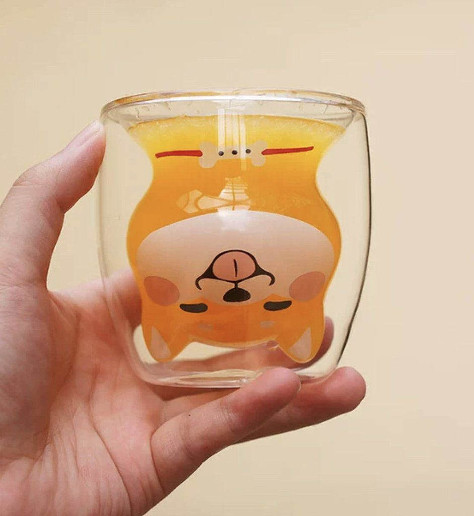 Happy shiba inu cup in 2020 shiba inu kawaii unique