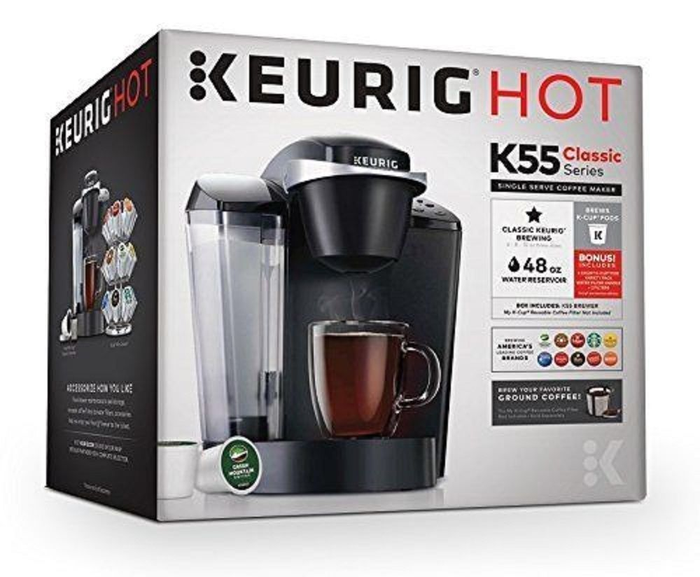 Keurig Automatic Coffee Maker Machine K Cup Brand Barista System