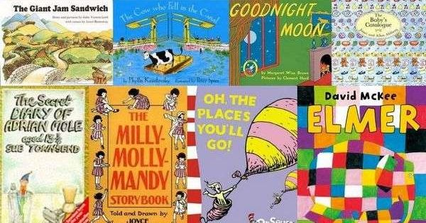 1001 Children's Books You Must Read Before You Grow Up - How many have you read?