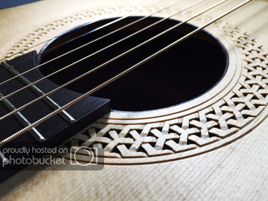 Hiroshi Ogino Build For Tamco Uk The Acoustic Guitar Forum Acoustic Guitar Guitar Inlay Acoustic Guitar Lessons