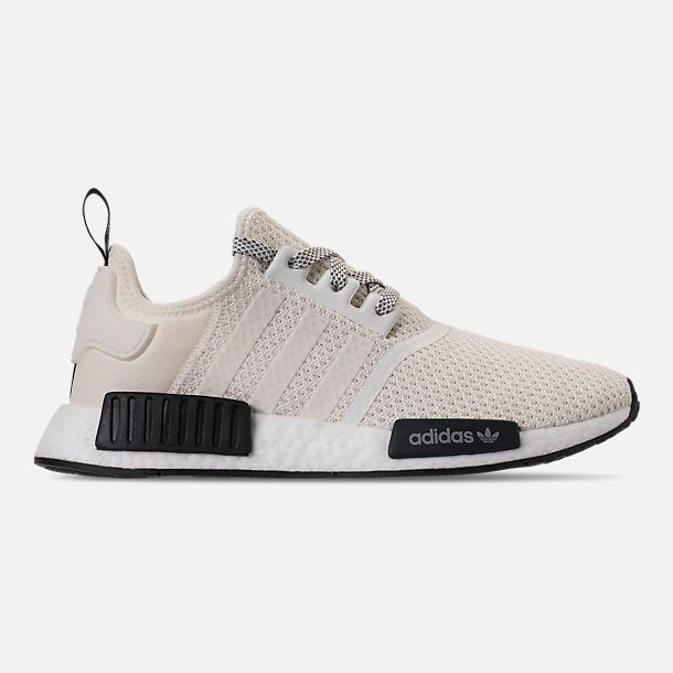 Right view of Men s adidas NMD Runner R1 Casual Shoes in Off White Carbon Core  Black 7c0f7d7f3