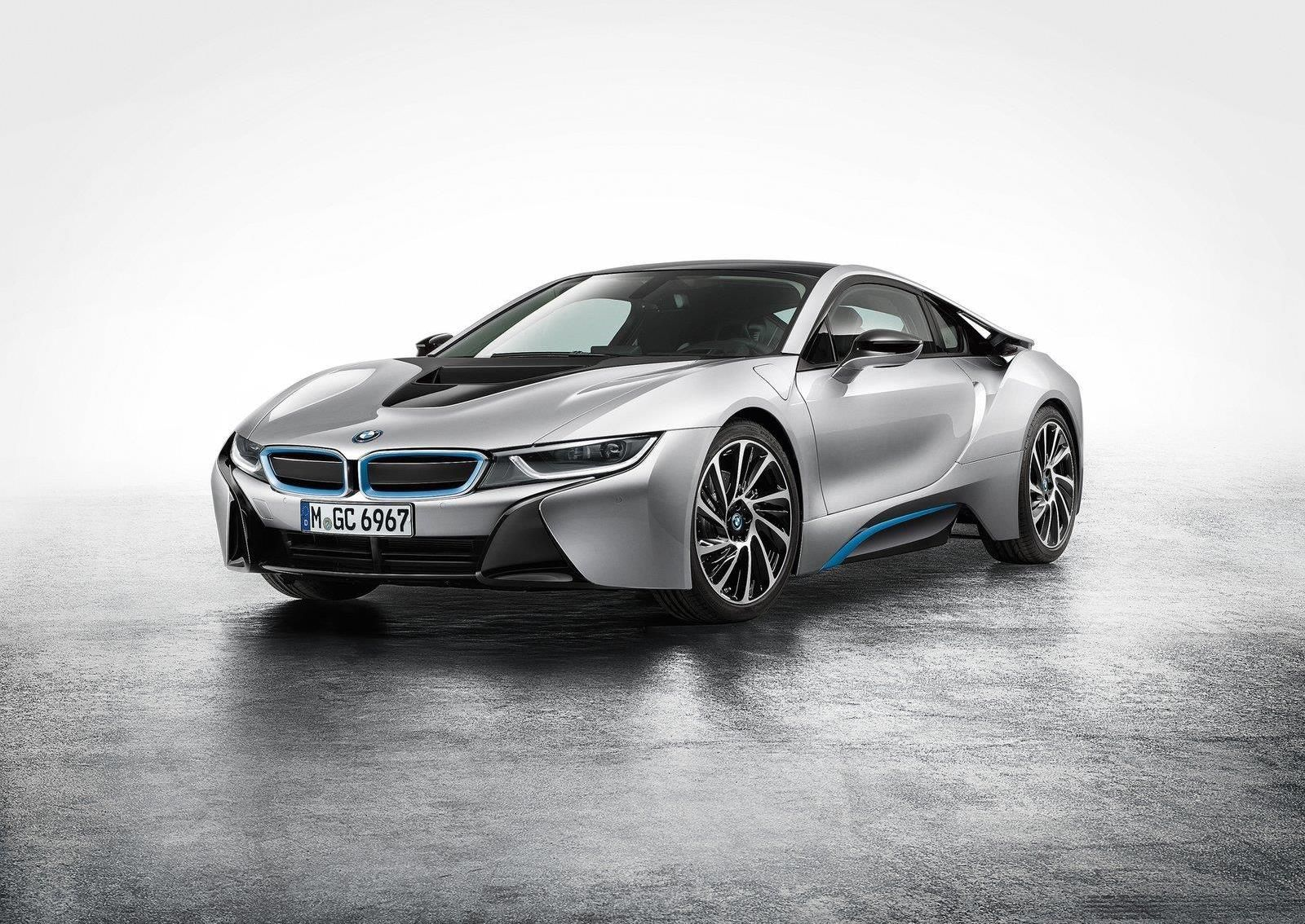 Bmw i8 hybrid sports car launched in india at inr 2 29 crore maxabout autos pinterest bmw i8 bmw and sports cars