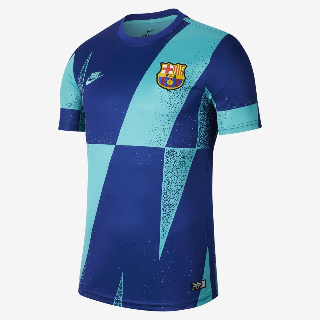 Photo of Maglia da calcio a manica corta FC Barcelona – Uomo. Nike.com