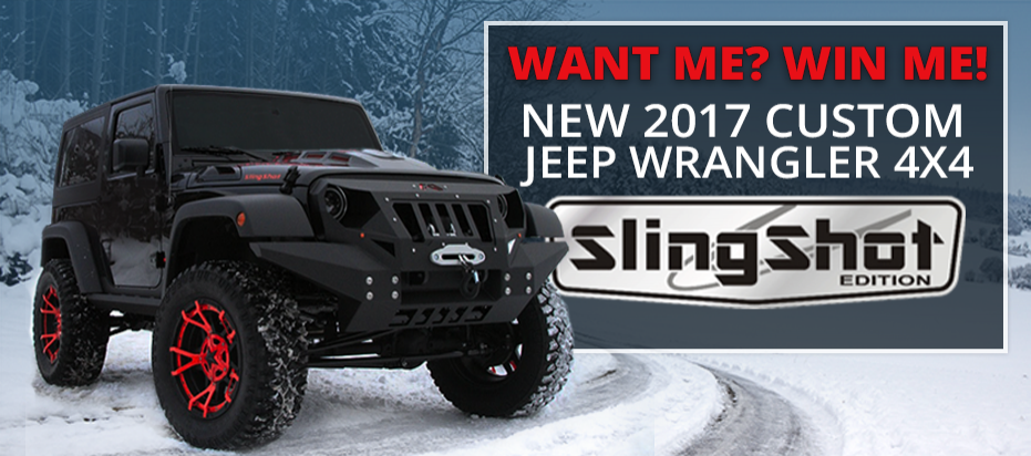 Jeep giveaway 2017