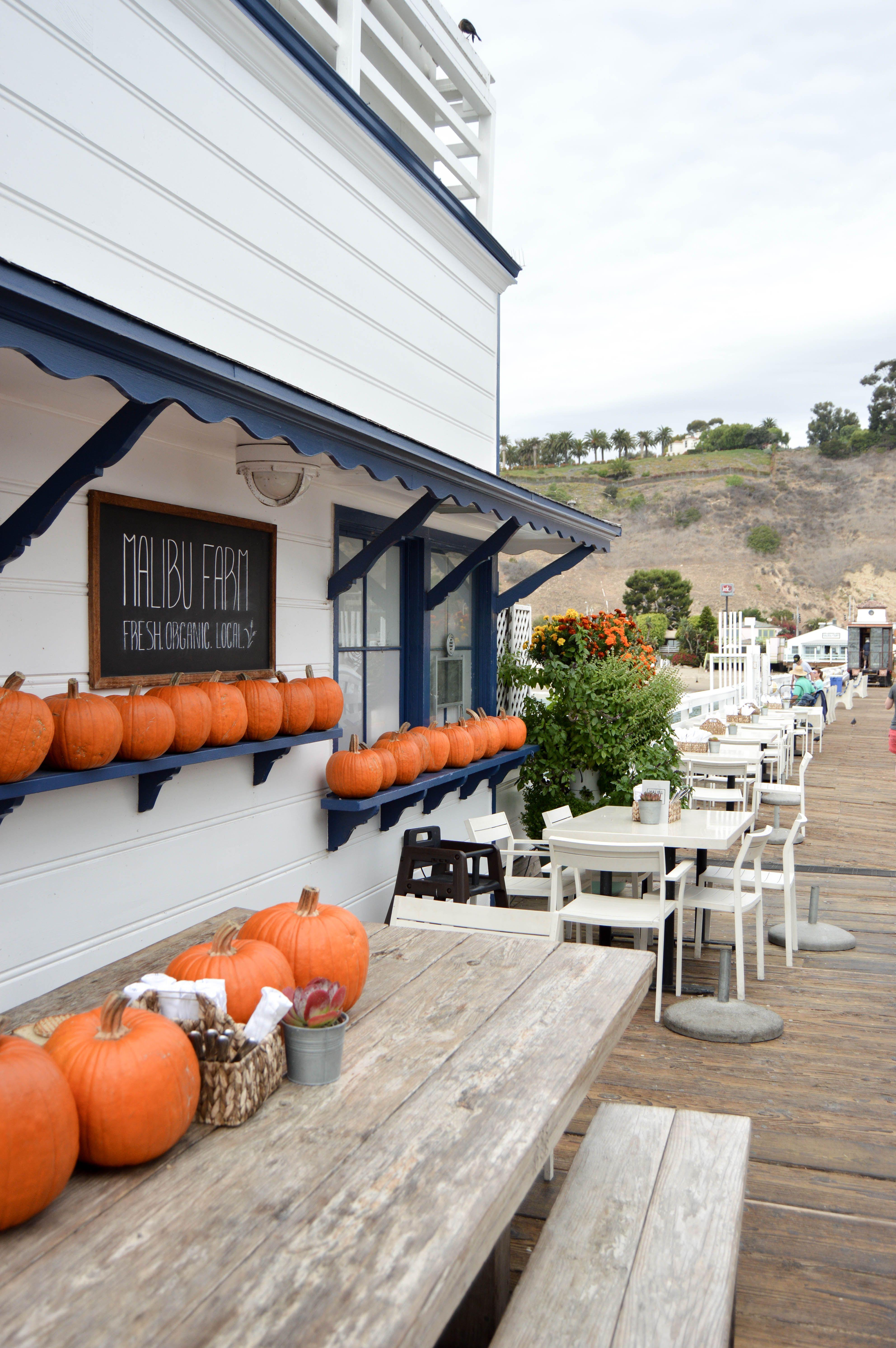 Visiting the Piers of Los Angeles Malibu pier, Los