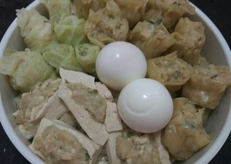 Resep Siomay Bandung Oleh Gek Khun Gk Resep Resep Masakan Indonesia Resep Resep Makanan