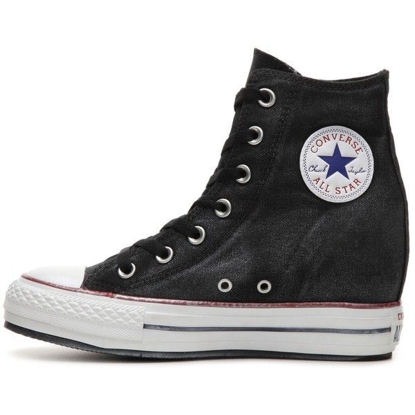 all black converse dsw