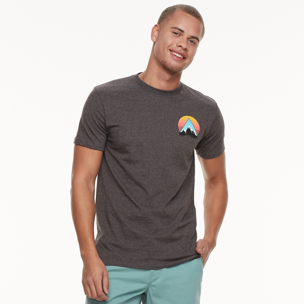 e2c0a301 Men's Urban Pipeline™ Mountain Graphic Tee | Products | Graphic tees ...