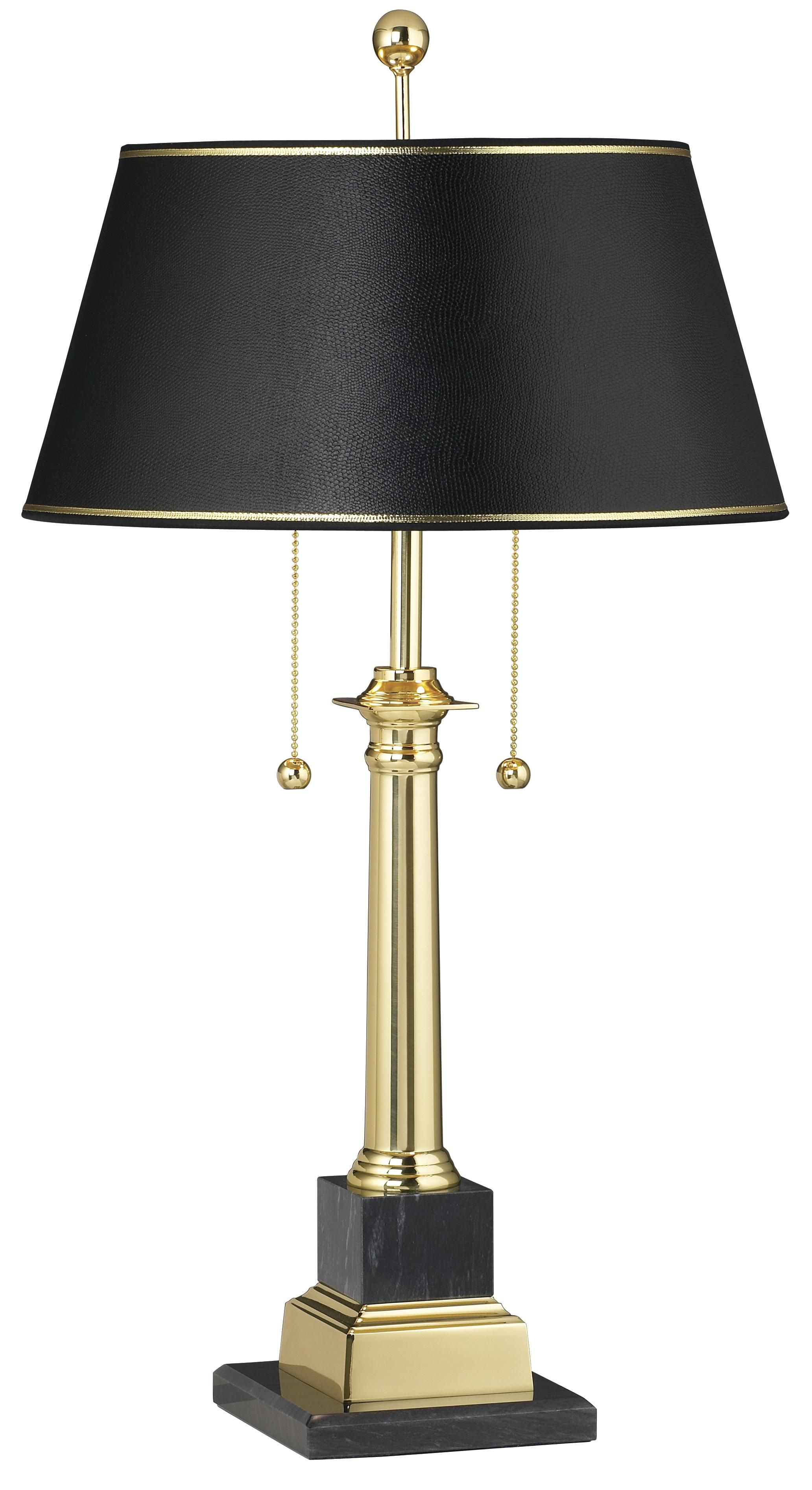 Georgetown Solid Brass Desk Lamp 10868 Lamps Plus Brass Desk Lamp Traditional Desk Lamps Traditional Table Lamps