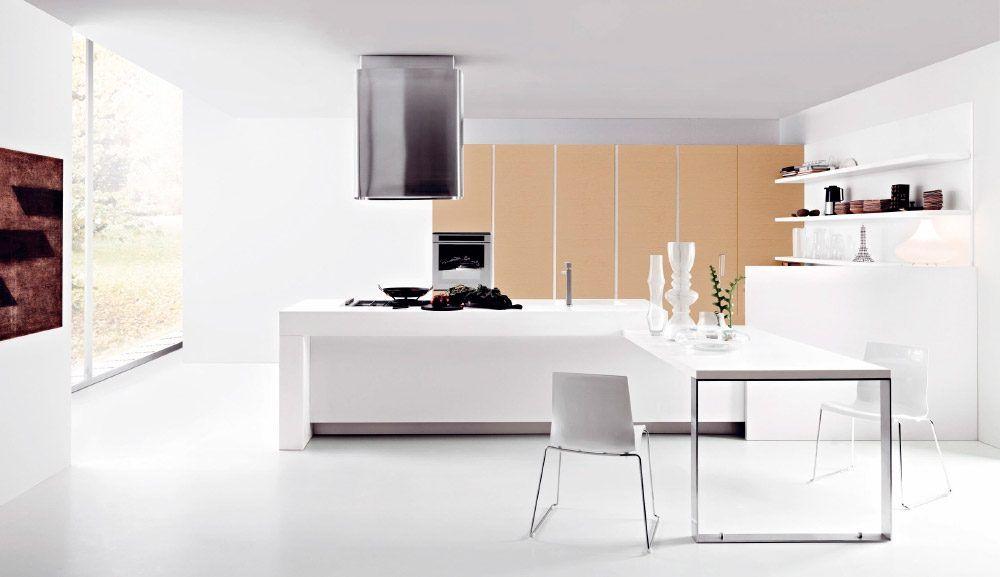 Cómo decorar una cocina en blanco Diseño Exteriores e Interiores