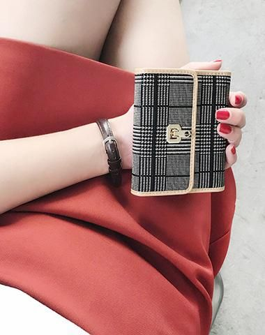 Stylish Leather Womens Small Wallet for Women Small Wallet #walletsforwomen