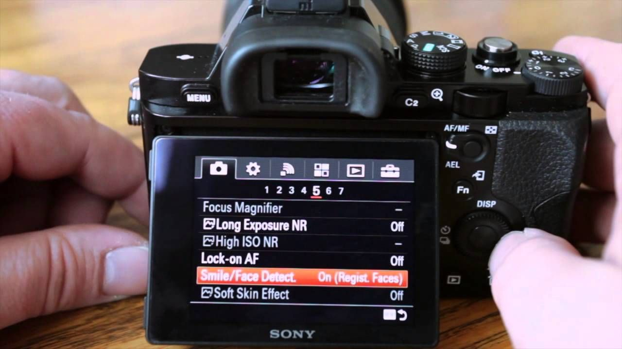 Sony A7 Review, Menus Explained, Camera Set-up, Sample Video, and ...