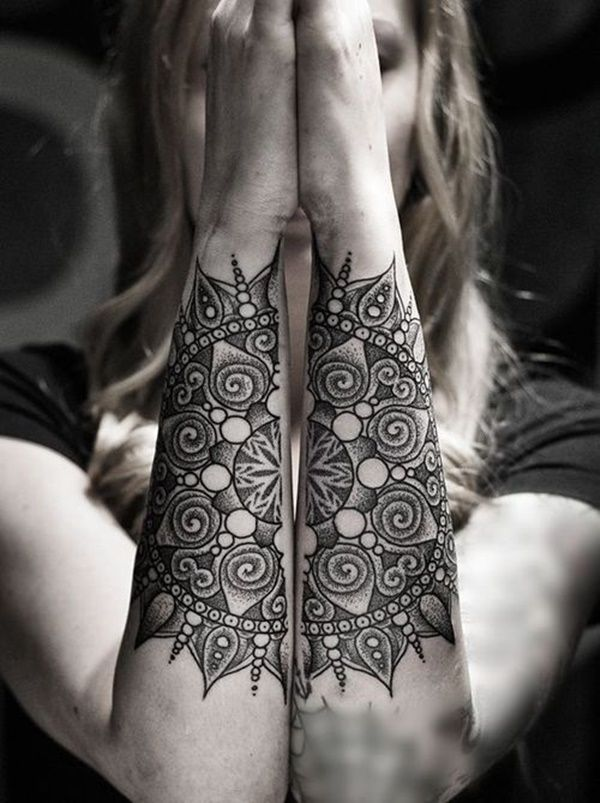 Forearm Tattoo Ideas and Designs 22