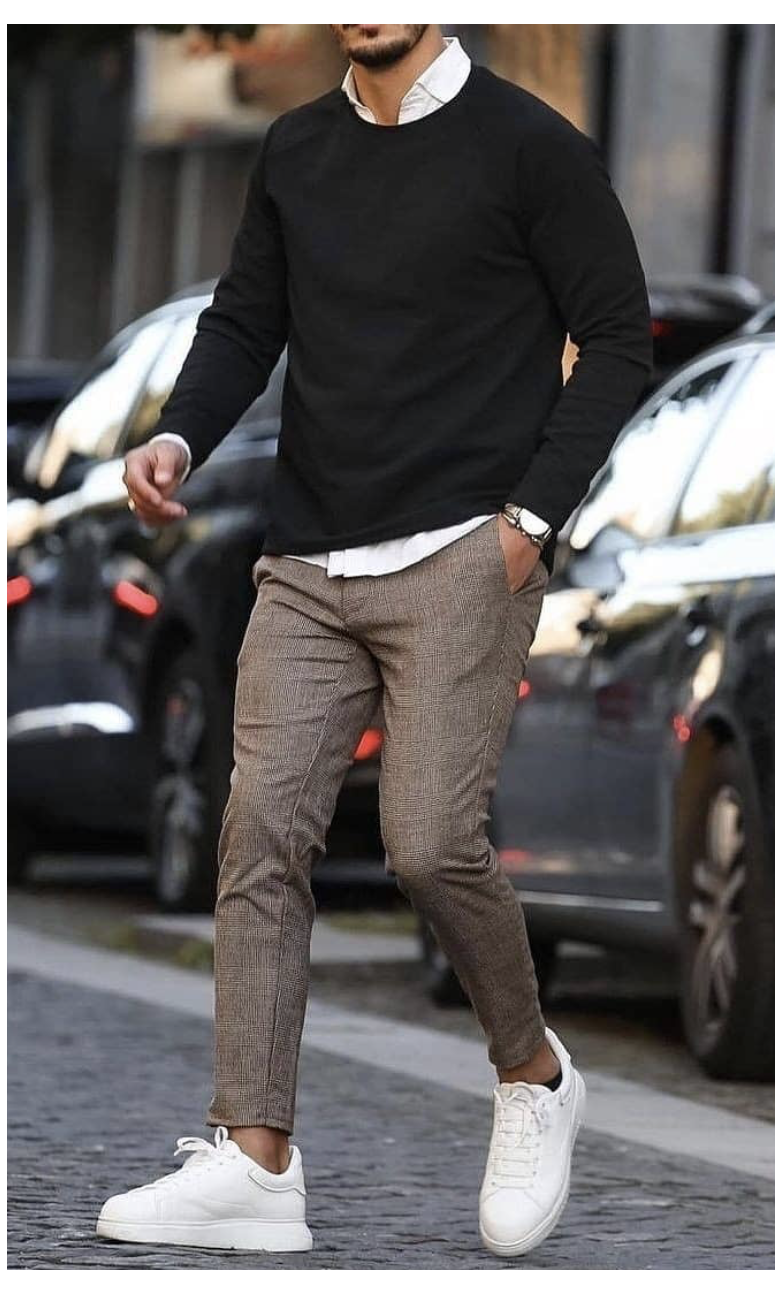 date night outfit men casual