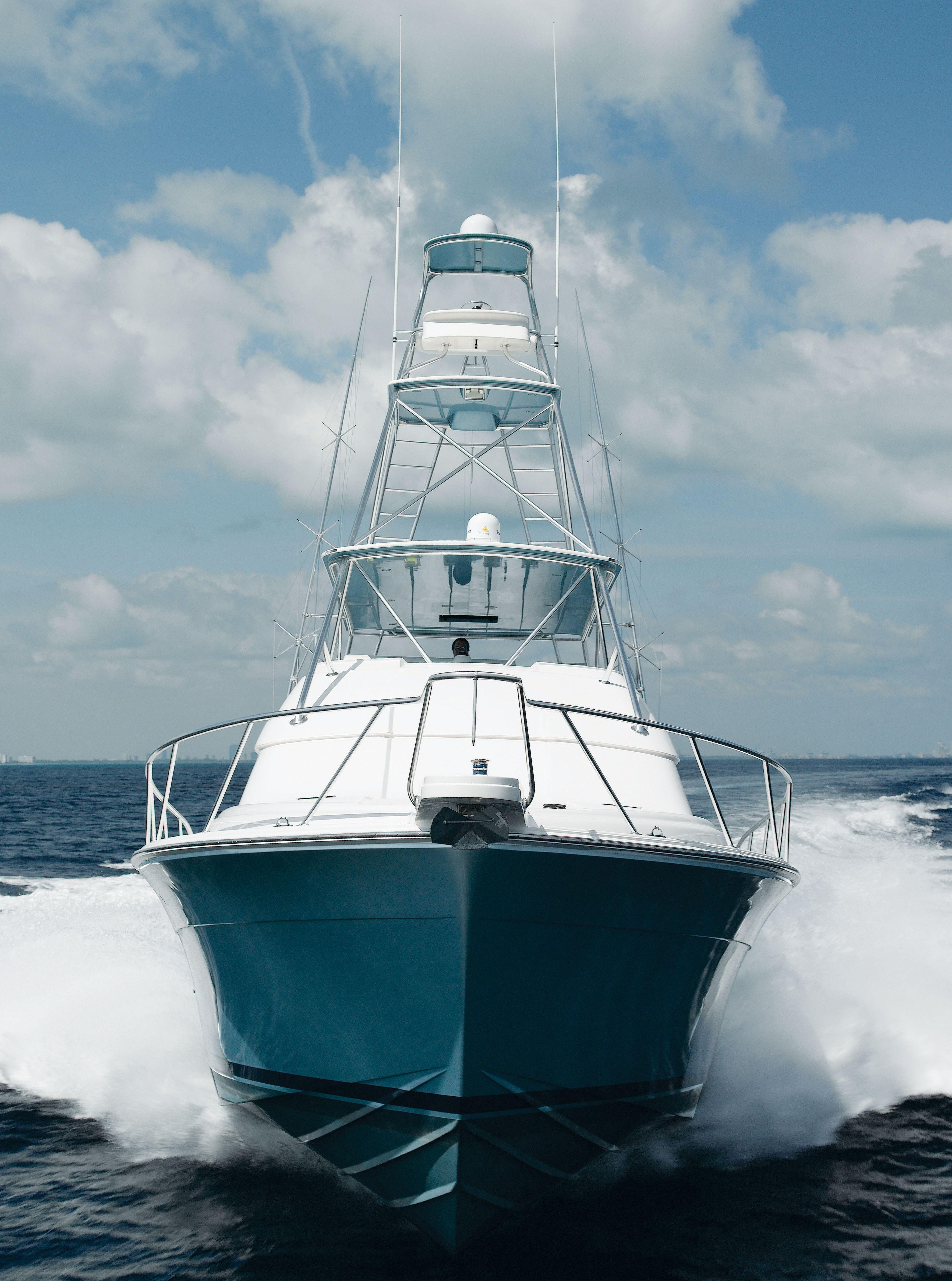 Bertram 57 Luxury Sportfishing Yacht ByDiver969