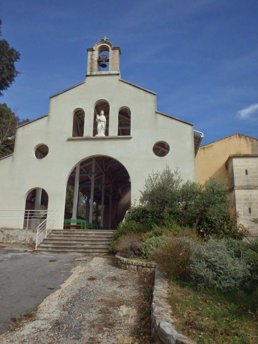 église de Lunel. Languedoc