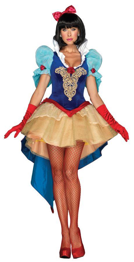 Elegant Snow White Costume From Leg Avenue   Funtober Costumes